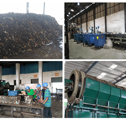 INTEGRATED SOLID WASTE MANAGEMENT PLAN FOR MEERA BHAYANDAR MUNICIPAL CORPORATION